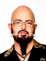 Jackson galaxy a k a cat daddy at books books for Jackson galaxy images